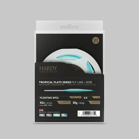 25% off - Hardy Tropic Flats Series Floating Fly Line