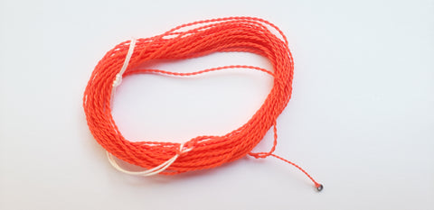 Zen Tenkara - Furled and Tapered Hi Vis Tenkara Line