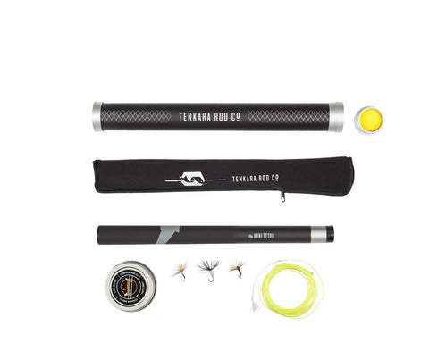 Tenkara Rod Co. The Mini Teton Package