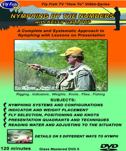 Nymphing by the Numbers with Kelly Galloup