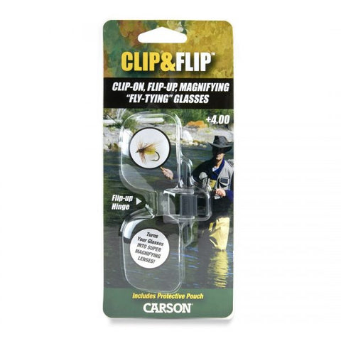 Clip and Flip Magnifier by Carson