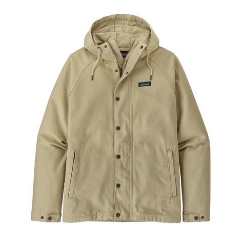 Patagonia Men's Organic Cotton Canvas Jacket