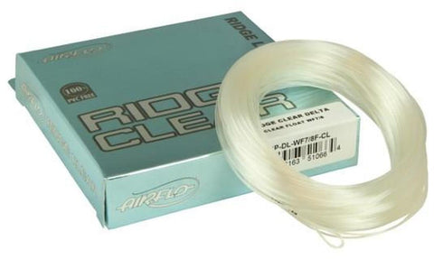 AirFlo Ridge Tactical Clear Floating Fly Line