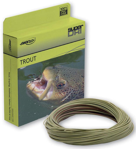AirFlo Super-DRI Bandit Floating Fly Line