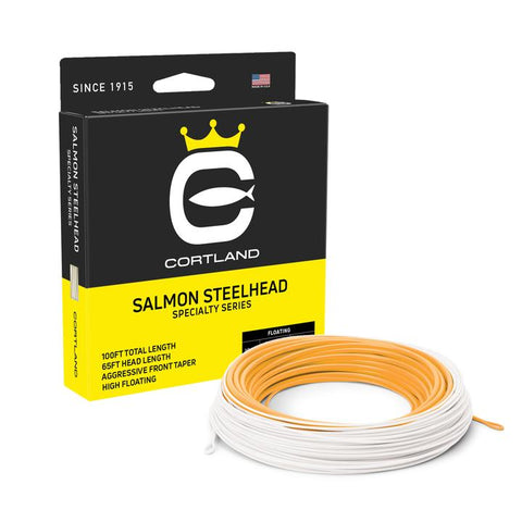 Cortland Line - Salmon Steelhead Floating Fly Line