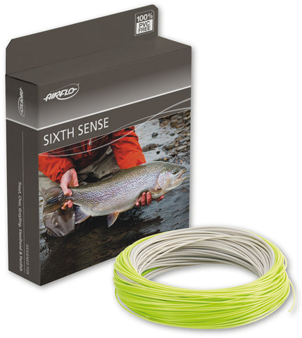 20% off - AirFlo Sixth Sense Floating Fly Line
