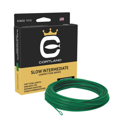 Cortland Competition Slow Intermediate Fly Line