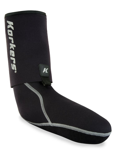 Korkers I-Drain Neoprene Sock, 3.5mm