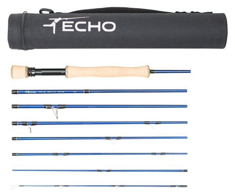 Echo Trip 8 piece Fly Rod