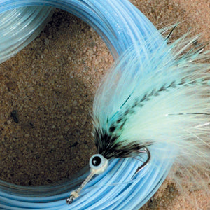 Royal Wulff Bermuda Triangle Taper Saltwater Lost Tip Line