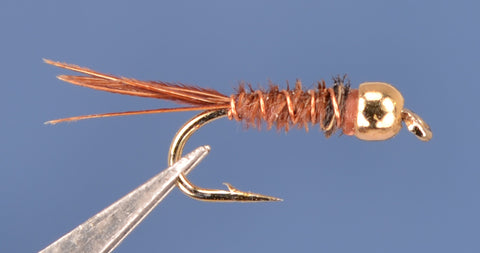 Pheasant Tail, Bead Head