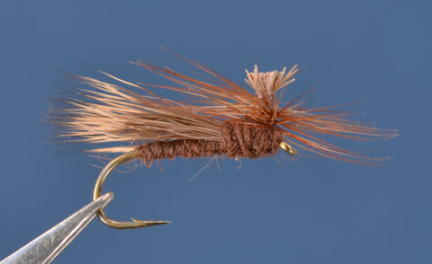 Parachute Caddis - Brown