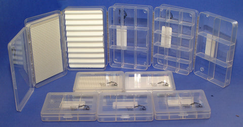 Dette Clear Fly Boxes