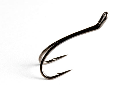 Partridge Hooks CS16U/2 - Patriot Salmon Up Eye Double Hook