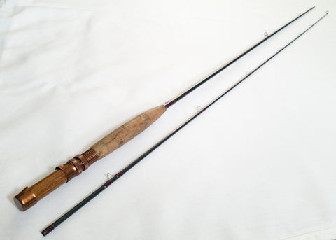 Vince Cummings Custom Made Royal Graphite Fly Rod 8' 5/6wt