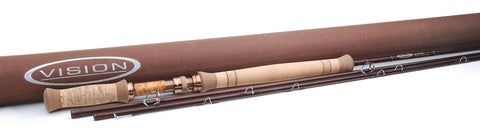 Vision Switch Double Handed Fly Rod