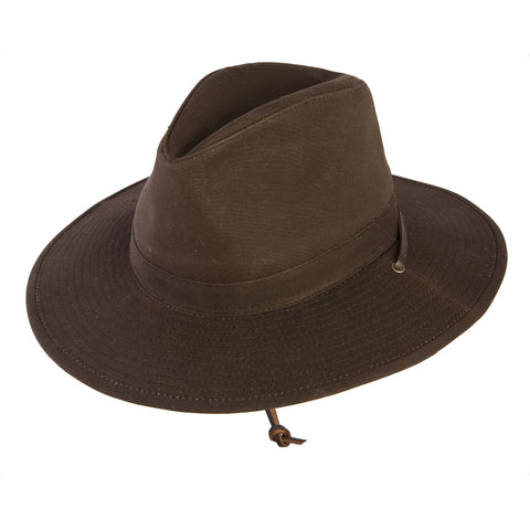 Dobbs - Wax Safari Hat