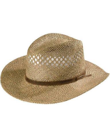 Stetson - Dove Mountain - Seagrass Straw Hat