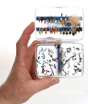 Cliff Days Worth Fly Box