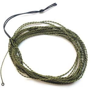 Zen Tenkara - Furled and Tapered Low Vis Tenkara Line