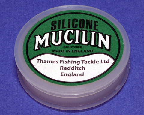 Mucilin Silicone Paste Fly Floatant / Line Dressing - Green Label