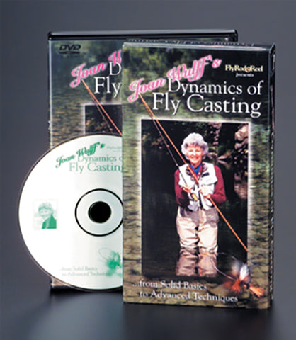 Joan Wulff's Dynamics of Fly Casting DVD
