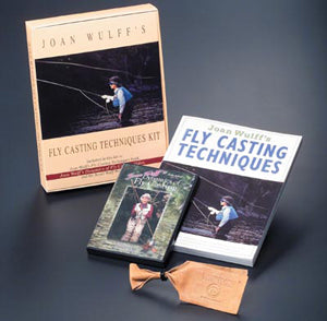 Joan Wulff's Fly Casting Techniques Kit