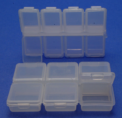 Flip Compartment Boxes