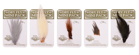 Ewing Dry Fly Mini Pack
