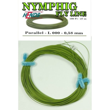 Hends Nymphing Fly Line