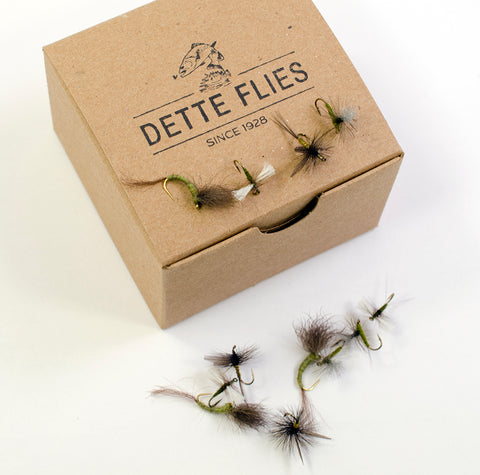 Dette Dozens - Blue Wing Olives