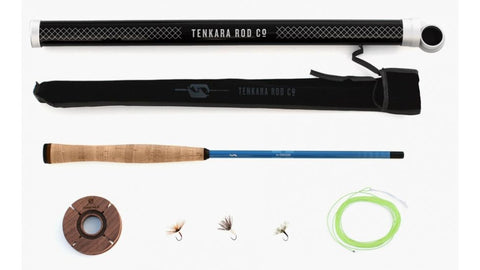Tenkara Rod Co. The Cascade Package