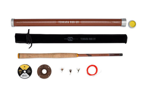 Tenkara Rod Co. The Sawtooth Package
