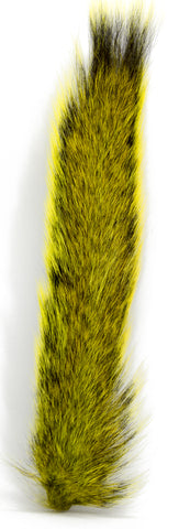 Semperfli Picric Acid Dyed Squirrel Tail