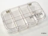 Dette PVC Compartment Fly Boxes by Dewitt