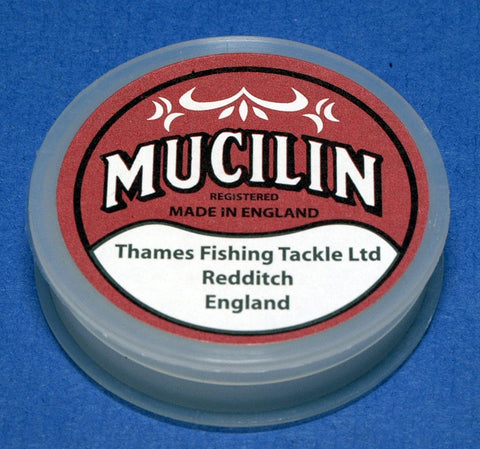 Mucilin Paste Fly Floatant / Line Dressing - Red Label