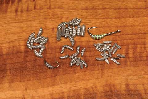 Hareline Ribbed Tungsten