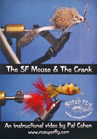 The SF Mouse & The Crank with Pat Cohen - DVD