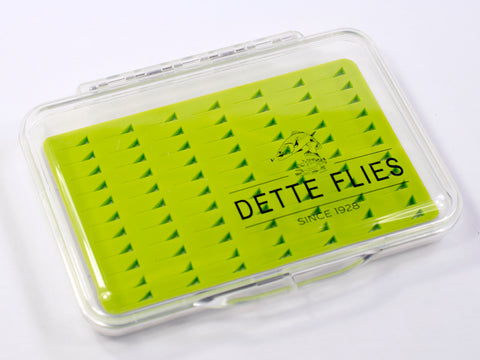 Dette Silicone Slotted Fly Boxes by ASG