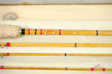 "South Bend #12 8'6"" 5wt Bamboo Fly Rod"