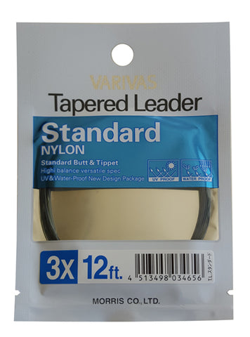 Varivas Standard Tapered Mono Leader