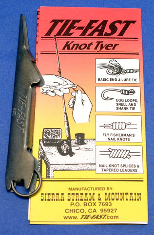 Tie-Fast Knot Tyer - Nail Knot Tool