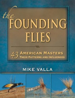 Founding Flies by Mike Valla *SIGNED*