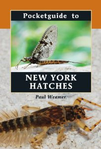 Pocket Guide to New York Hatches by Paul Weamer *SIGNED*