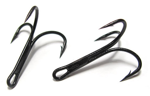 Partridge Hooks X3 - Needle Eye Tube Fly Treble Hook