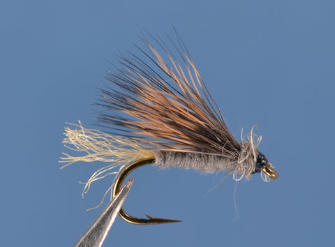 X Caddis – Gray