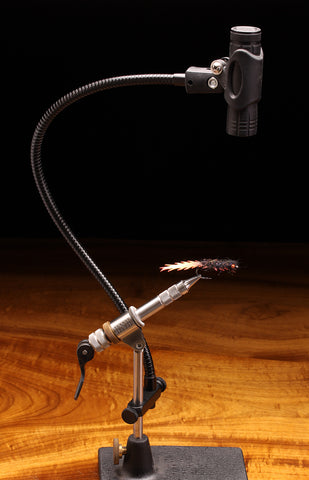 Zephr Fly Tying LED Vise Light - Battery Powered