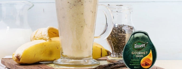 Healthy Banoffee Smoothie