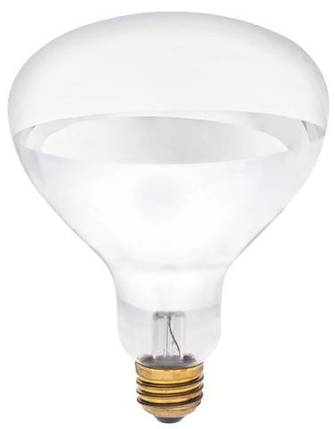 125 Watt R40 Incandescent Light Bulb 125R40/HT†