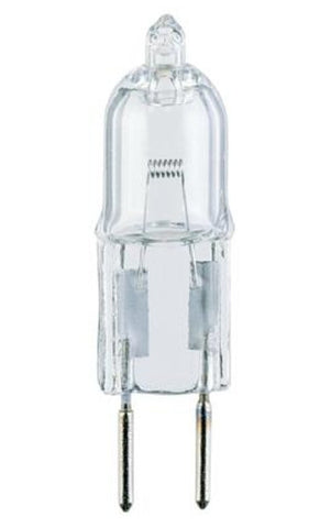 20 Watt T3 Clear JC Halogen Low Voltage Light Bulb 20T3